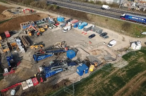 barford drilling project uk
