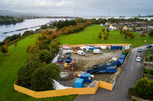 river foyle hdd project
